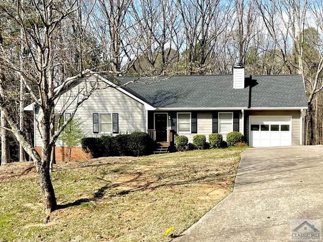 140 St Pauls Drive, Athens, GA 30606 (MLS #980346) :: Signature Real Estate of Athens