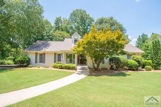110 Hillsborough Drive, Athens, GA 30606 (MLS #980397) :: Signature Real Estate of Athens