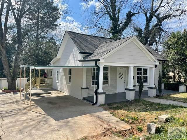 226 Vine Street, Athens, GA 30601 (MLS #980441) :: Signature Real Estate of Athens