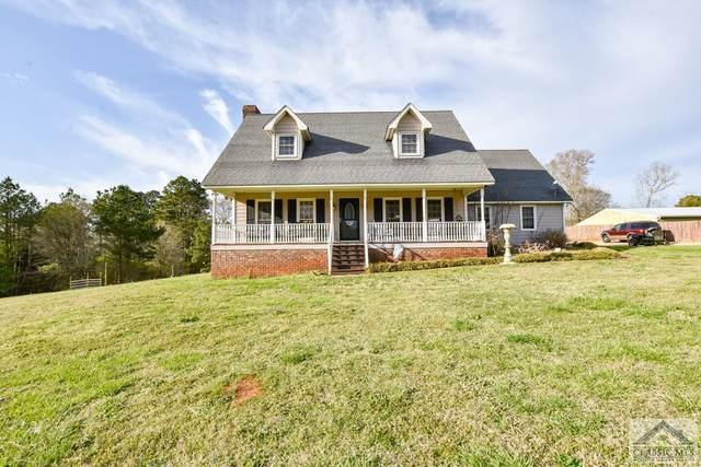 5581 High Shoals Road, Bishop, GA 30621 (MLS #980468) :: Athens Georgia Homes