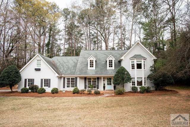 100 Duncan Springs Road, Athens, GA 30606 (MLS #980522) :: Signature Real Estate of Athens
