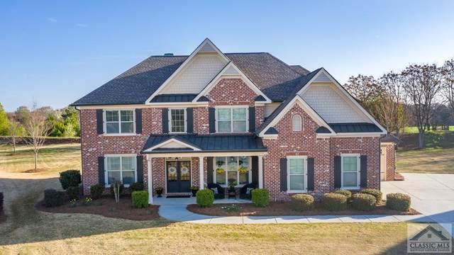 1405 Club Estates Court, Statham, GA 30666 (MLS #980540) :: Team Cozart