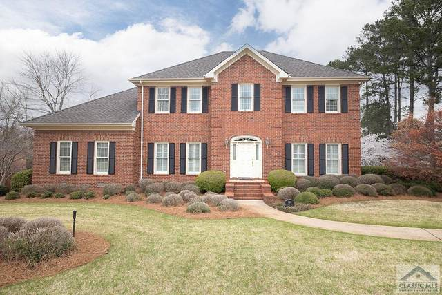 280 Skyline Pkwy, Athens, GA 30606 (MLS #980556) :: Signature Real Estate of Athens
