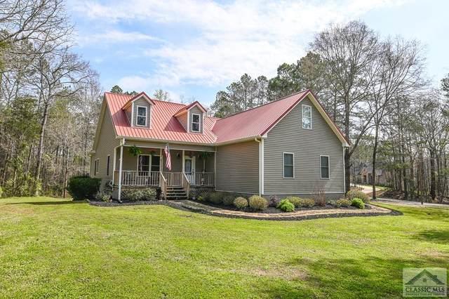 5 Meadow Creek Drive, Arnoldsville, GA 30619 (MLS #980559) :: Team Reign