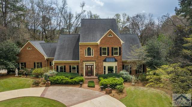 150 Wedgefield Lane, Athens, GA 30607 (MLS #980581) :: Signature Real Estate of Athens
