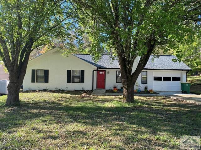 140 Rosewood Place, Athens, GA 30606 (MLS #980582) :: Signature Real Estate of Athens