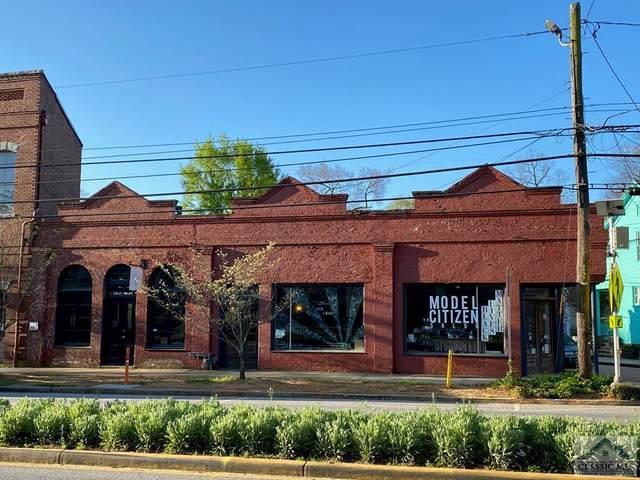 493 Prince Avenue, Athens, GA 30601 (MLS #980624) :: Team Cozart