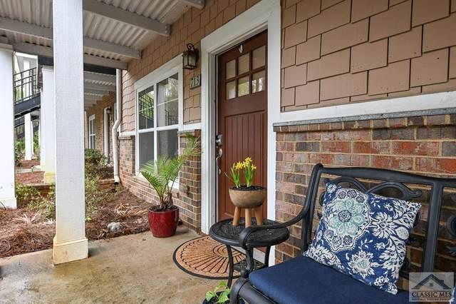 1035 Barnett Shoals Drive #713, Athens, GA 30605 (MLS #980642) :: Team Cozart