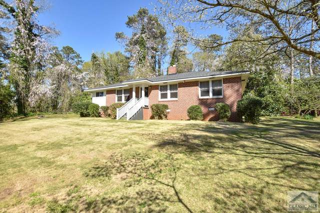 208 Briarcliff Road, Athens, GA 30606 (MLS #980675) :: Signature Real Estate of Athens