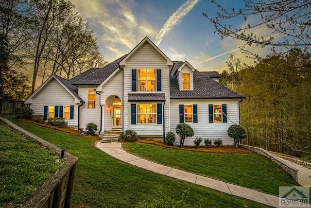 1831 Northwoods Drive, Greensboro, GA 30642 (MLS #980714) :: Signature Real Estate of Athens