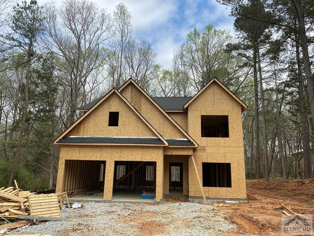 145 Gatewood Place, Athens, GA 30607 (MLS #980748) :: Signature Real Estate of Athens