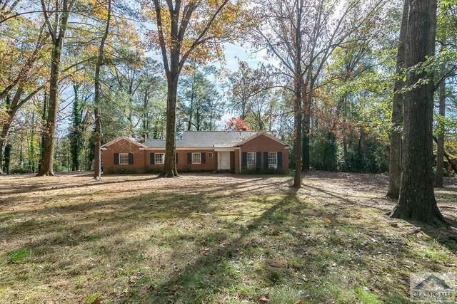 485 Fortson Drive, Athens, GA 30606 (MLS #980761) :: Athens Georgia Homes