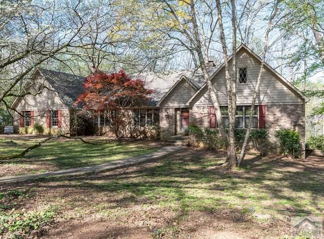 1300 Brittain Estates Drive, Watkinsville, GA 30677 (MLS #980768) :: Signature Real Estate of Athens