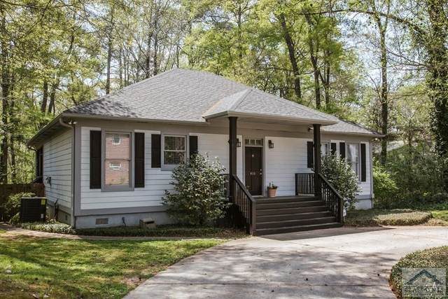 410 Duncan Springs Road, Athens, GA 30606 (MLS #980799) :: Athens Georgia Homes