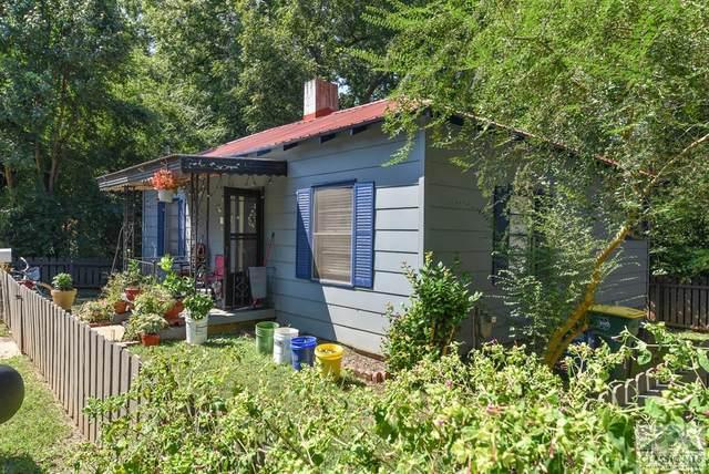 160 Lakeview Street, Athens, GA 30601 (MLS #980801) :: Team Cozart