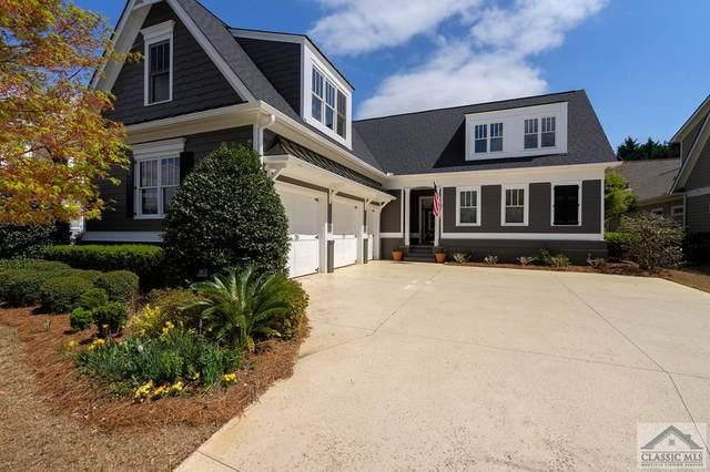 1612 Greenleffe Drive, Statham, GA 30666 (MLS #980814) :: Team Cozart