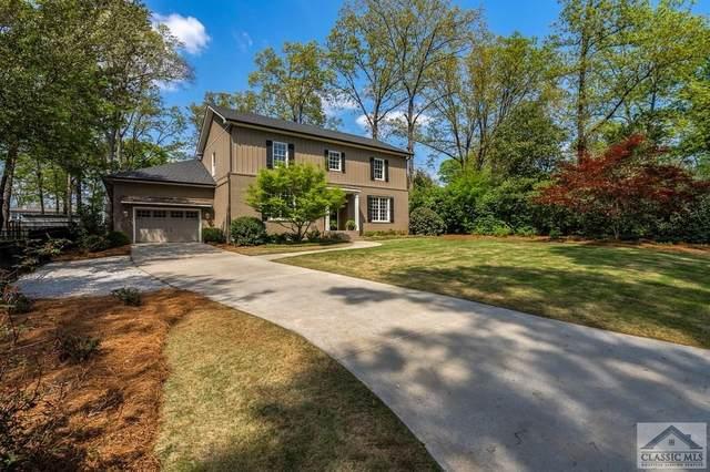175 Hampton Court, Athens, GA 30605 (MLS #980821) :: Signature Real Estate of Athens