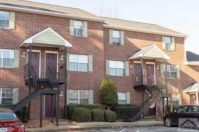 101 Davis Street E6, Athens, GA 30606 (MLS #980830) :: Signature Real Estate of Athens