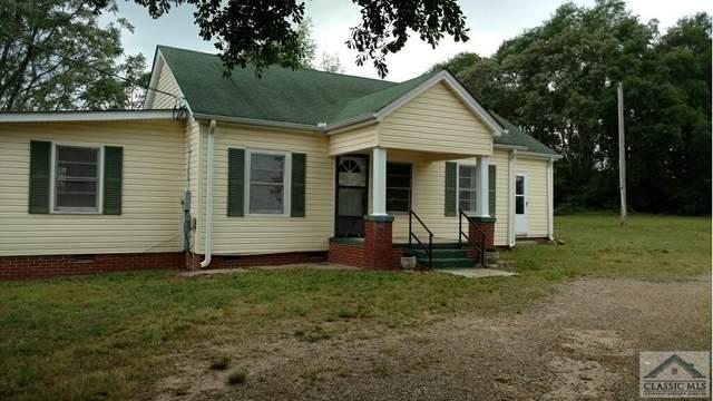 1247 Jones Chapel Shiloh Road, Danielsville, GA 30633 (MLS #980885) :: Signature Real Estate of Athens