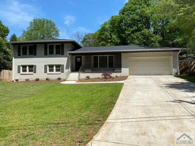 180 Shawnee Drive, Athens, GA 30606 (MLS #980929) :: Athens Georgia Homes
