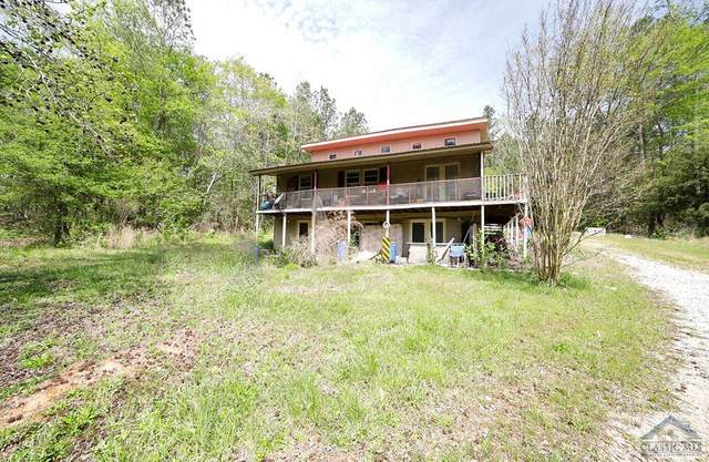 916 Collins Bridges Road, Danielsville, GA 30633 (MLS #980949) :: Keller Williams