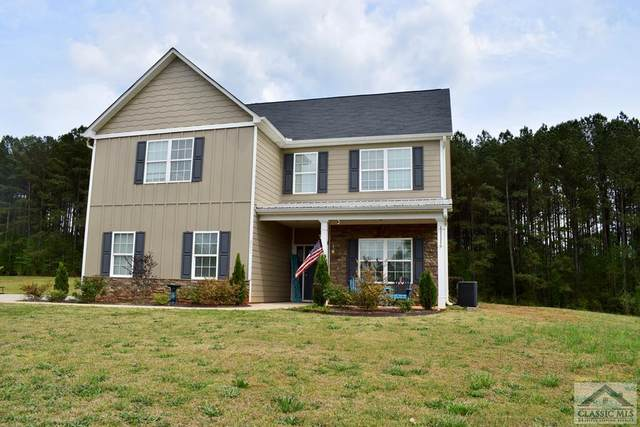 201 History Trail Road, Winterville, GA 30683 (MLS #980953) :: Athens Georgia Homes