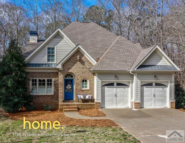 1730 Sycamore Circle, Watkinsville, GA 30677 (MLS #980956) :: Team Cozart