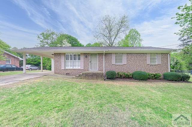 272 Elks Street, Winder, GA 30680 (MLS #980963) :: Team Cozart