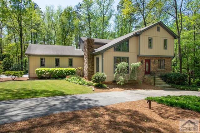 238 Moss Side Drive, Athens, GA 30607 (MLS #980969) :: Signature Real Estate of Athens