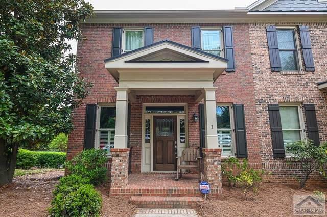 2305 Lumpkin Street S #1, Athens, GA 30606 (MLS #980975) :: Athens Georgia Homes