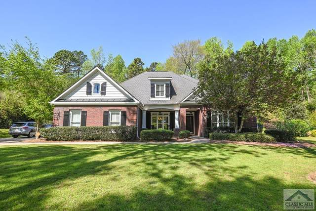 130 Green Top Way, Athens, GA 30605 (MLS #980981) :: Team Cozart