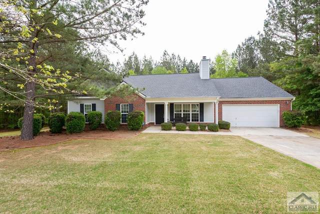 225 Pinewood Circle, Colbert, GA 30628 (MLS #981006) :: Signature Real Estate of Athens