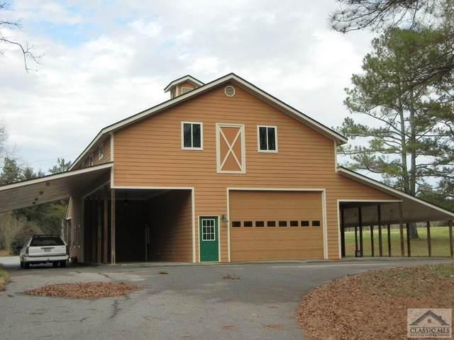 122 Old Edwards Road, Arnoldsville, GA 30619 (MLS #981011) :: Team Reign