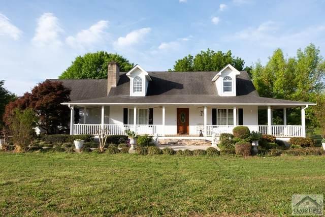 80 Meadow Lakes Drive, Lexington, GA 30648 (MLS #981020) :: Team Reign