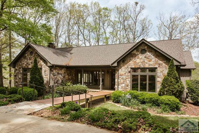 1100 Tanglebrook Drive, Athens, GA 30606 (MLS #981021) :: Athens Georgia Homes