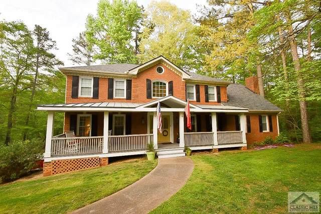 806 E Riverbend Drive, Lilburn, GA 30047 (MLS #981038) :: Signature Real Estate of Athens