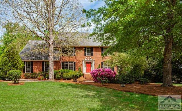 151 Chesterfield Road, Bogart, GA 30622 (MLS #981048) :: Signature Real Estate of Athens