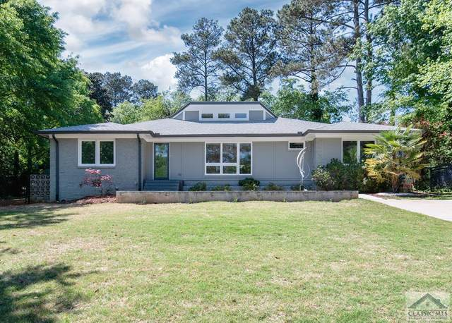 130 Pine Valley Drive, Athens, GA 30606 (MLS #981067) :: Athens Georgia Homes
