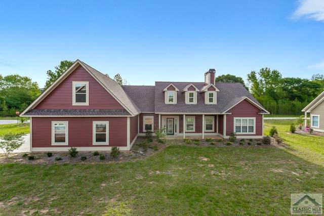 345 Trinity Pond Road, Winterville, GA 30683 (MLS #981069) :: Signature Real Estate of Athens