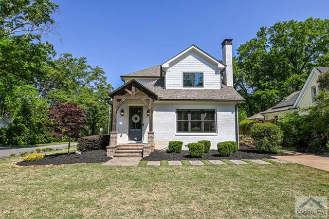 190 Highland Terrace, Athens, GA 30606 (MLS #981107) :: Signature Real Estate of Athens