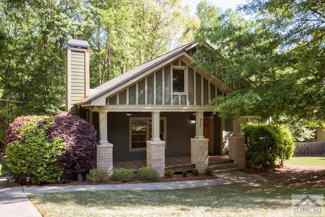 239 Tara Way, Athens, GA 30606 (MLS #981119) :: Athens Georgia Homes