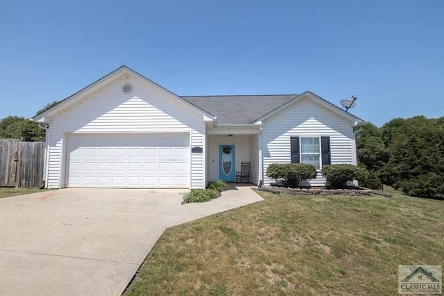 1 Crestview Drive, Carnesville, GA 30521 (MLS #981136) :: Athens Georgia Homes
