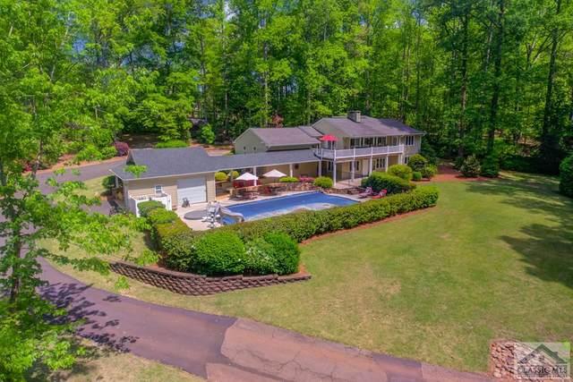 557 Dogwood Trail, Commerce, GA 30529 (MLS #981153) :: Signature Real Estate of Athens