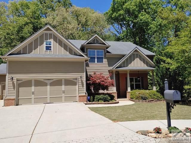 204 Weaver Drive, Jefferson, GA 30549 (MLS #981155) :: Signature Real Estate of Athens