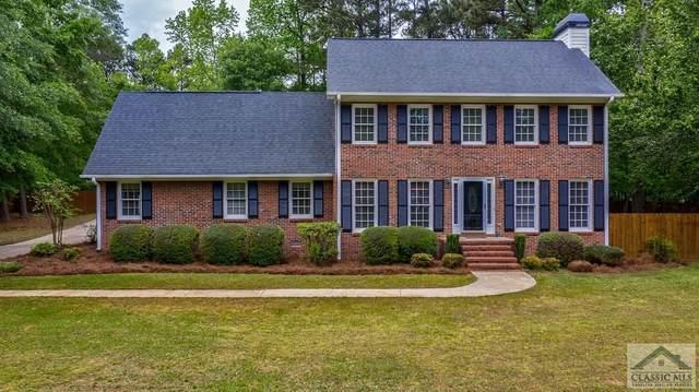 1421 Ashland Drive, Statham, GA 30666 (MLS #981161) :: Signature Real Estate of Athens