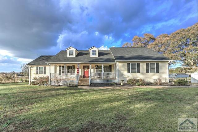 1416 Leon Ellis Road, Hull, GA 30646 (MLS #981180) :: Team Cozart