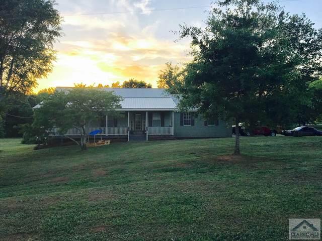 29 Mt Zion Road, Danielsville, GA 30633 (MLS #981182) :: Signature Real Estate of Athens