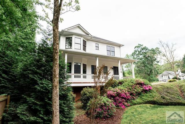 136 Old Princeton Road, Athens, GA 30606 (MLS #981198) :: Athens Georgia Homes