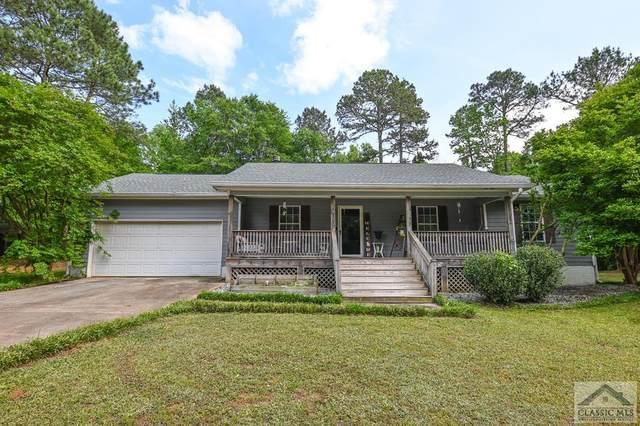 9 Post Oak Circle, Crawford, GA 30630 (MLS #981213) :: Signature Real Estate of Athens