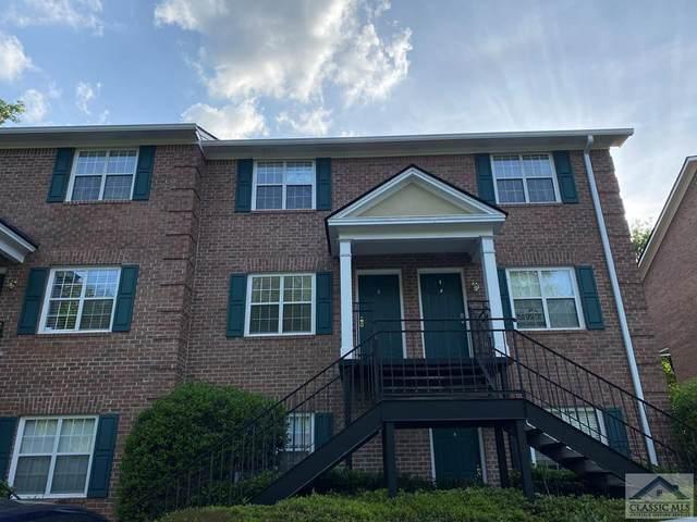 100 Woodstone Drive #6, Athens, GA 30605 (MLS #981235) :: Athens Georgia Homes